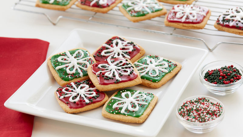 Easy Present Cookies (Small-Batch Quantity)
