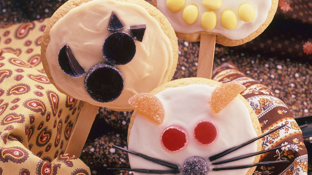 Party Cookie Pops
