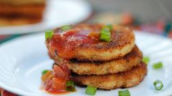 Pancakes de Papa