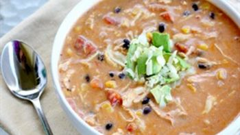 Chicken Enchilada Chowder