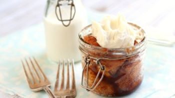 Monkey Bread in a Jar