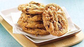 Black-and-White Chunk Cookies