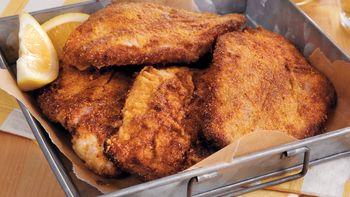 Quick Pan Fried Catfish