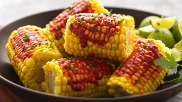 Achiote Corn-on-the-Cob