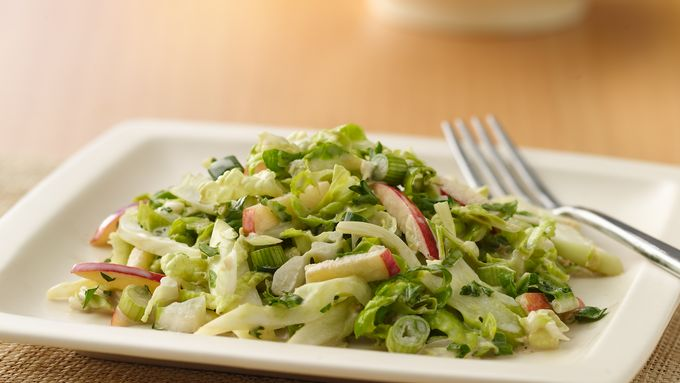 Asian Slaw recipe - from Tablespoon!