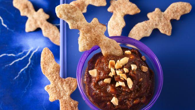 Crispy Bat Snacks