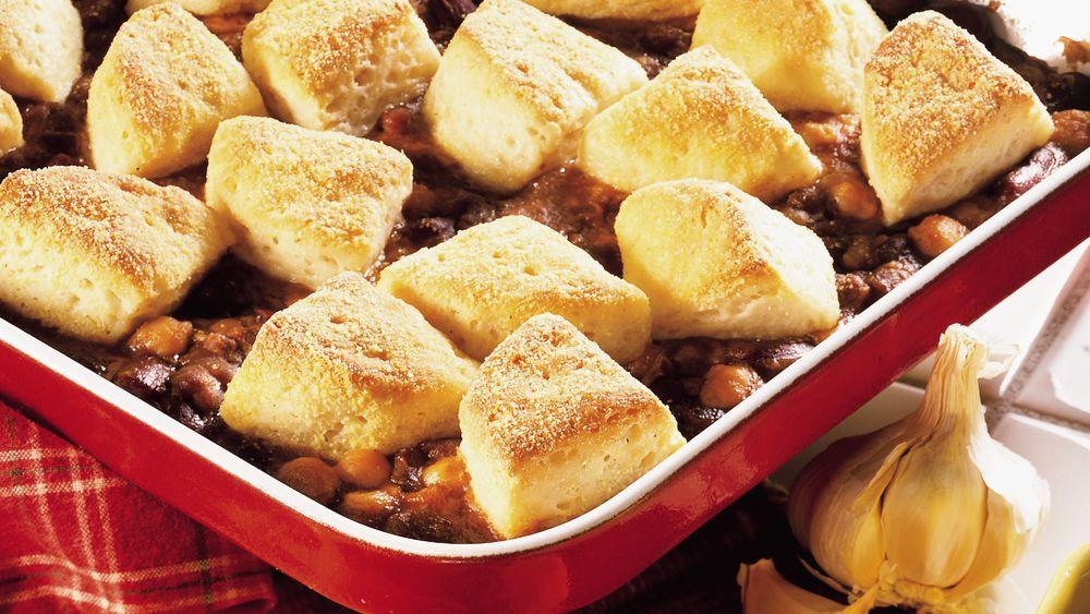 Wrangler Bean Casserole
