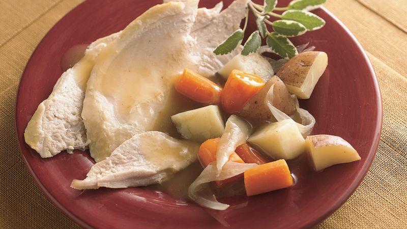 Slow-Cooker Turkey Breast