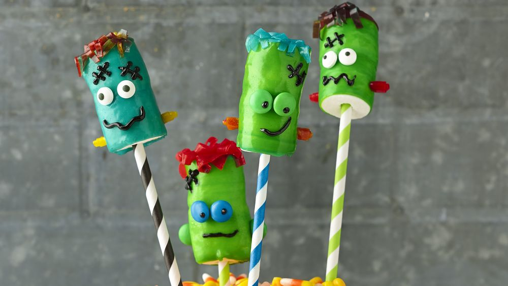 Frankenstein Fruit Roll-Ups®
