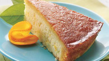 Orange Flan Cakes