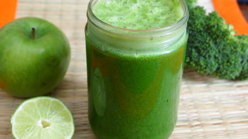 Immune-Boosting Green Juice