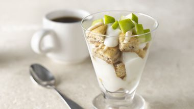 Apple Cinnamon Parfait