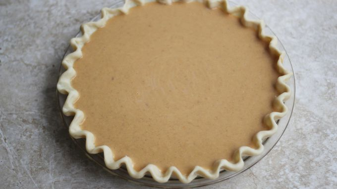 Sweet Potato Pie With Maple Meringue Recipe Tablespoon Com