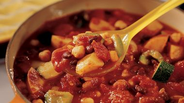 Chunky Vegetable Chili