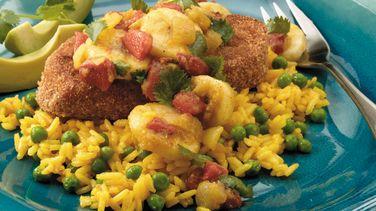 Spicy Pork Chops Caribbean