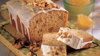 Honey-Walnut Pound Cakes