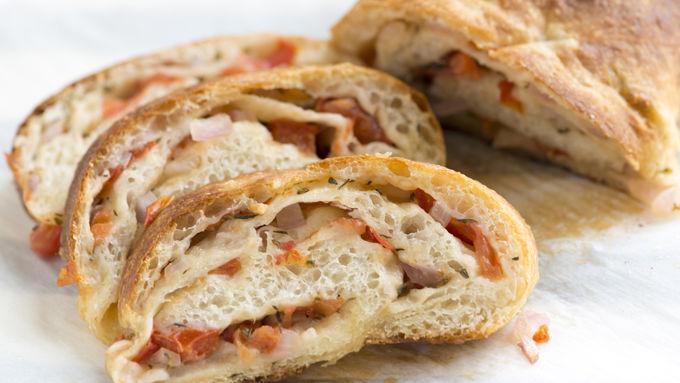 Easy Tomato Bread