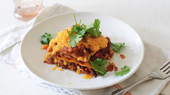 Slow-Cooker Sloppy Joe Lasagna