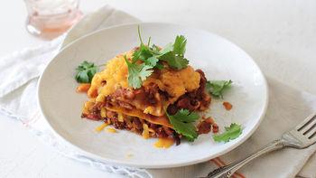 Slow-Cooker Sloppy Joe Lasagna