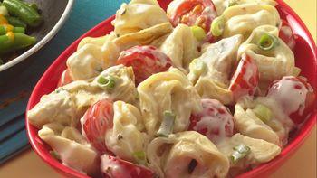 Tortellini Toss Salad