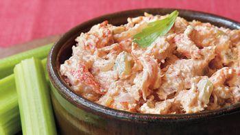 Spicy Crawfish Spread