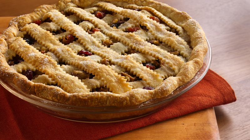 Harvest Medley Pie