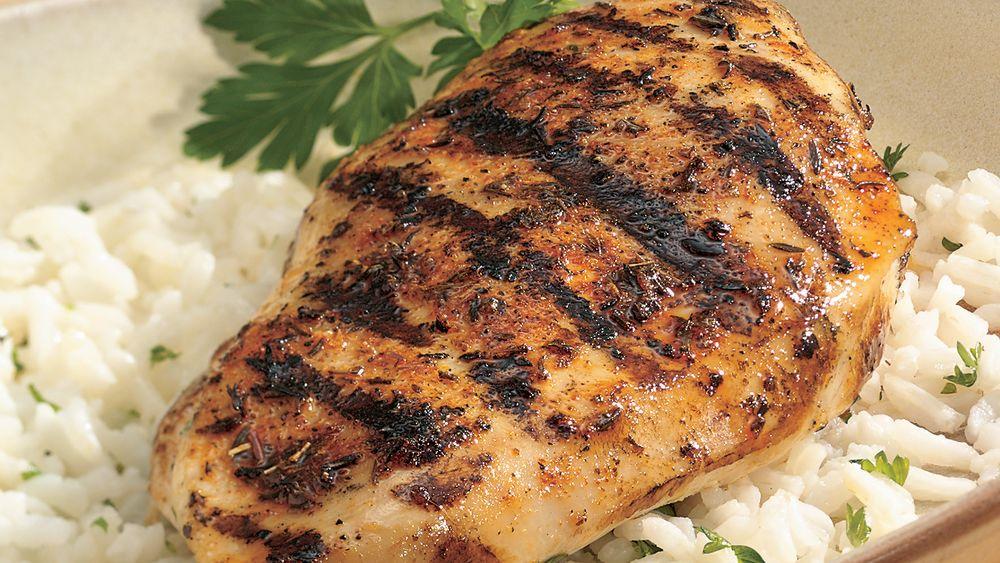 Grilled Cajun Chicken