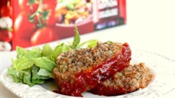 Not Your Mama's Meatloaf