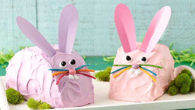 Easy Bunny Cake