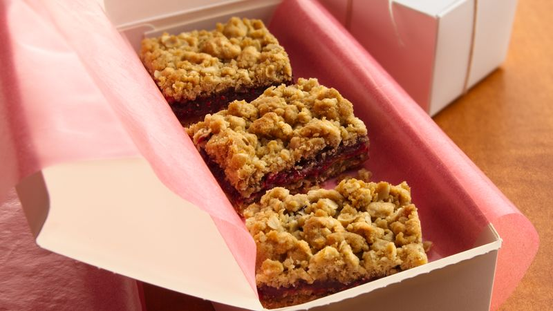 Cranberry-Apple Butter Bars