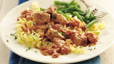 Slow-Cooker Beef Goulash