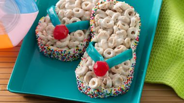 Fruity Flip-Flops