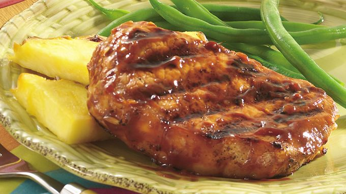 Polynesian Pork Chops