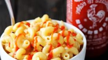 Sriracha Mac and Cheese