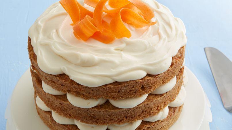 Three-Layer Carrot Cake