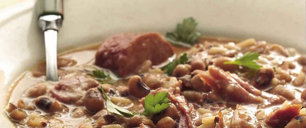 Slow-Cooker New Hoppin' John recipe from Betty Crocker
