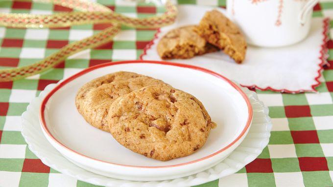 Java Toffee Cookies