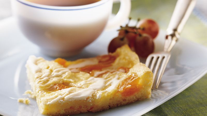 Fruit Swirl Coffee Cake
