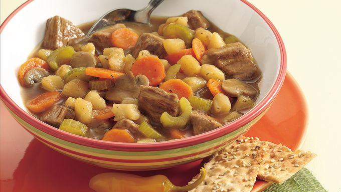 30-Minute Beef Stew