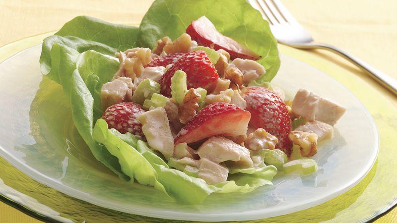 Walnut-Chicken Salad