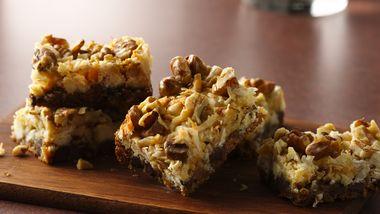 Gluten-Free Chocolate Chip Cookie Layer Bars
