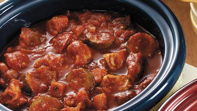 Chicken Ratatouille Stew