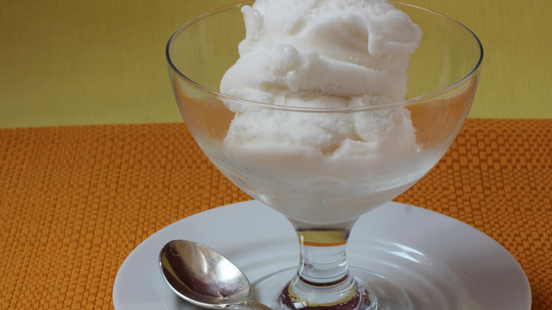 Soursop Ice Cream