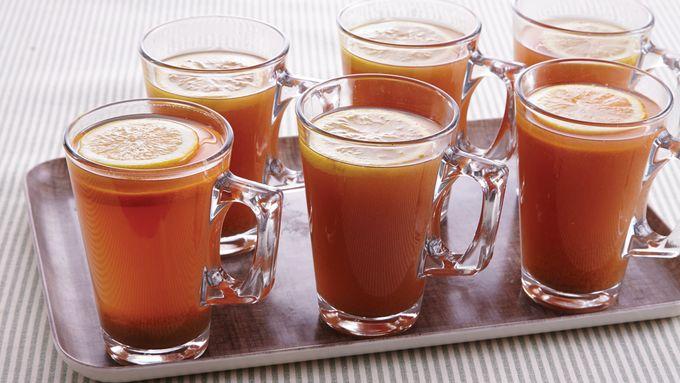 Slow-Cooker Ginger Citrus Mulled Cider