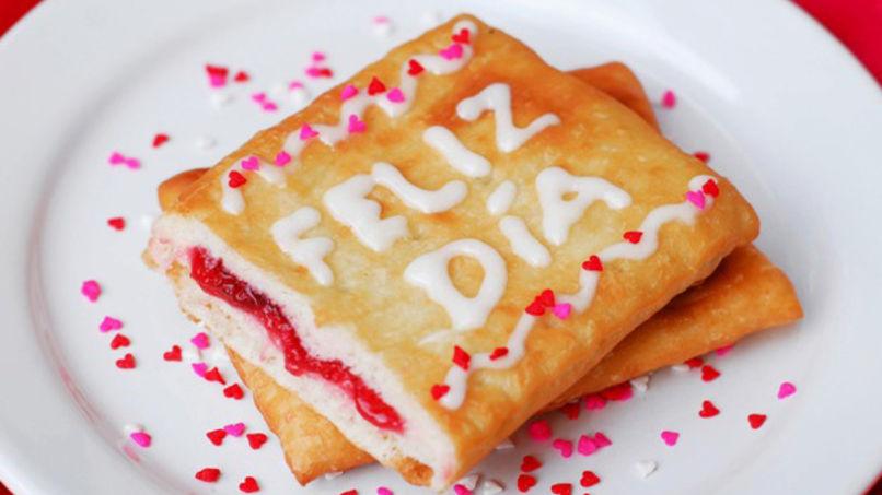 Feliz Da with Toaster Strudel Recipe