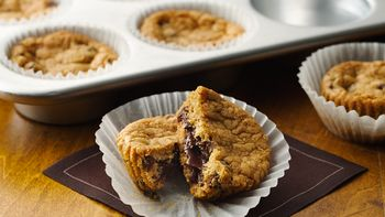 Deep-Dish Secret Center Chocolate Chip Cookies
