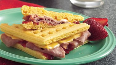 Breakfast Wafflewiches