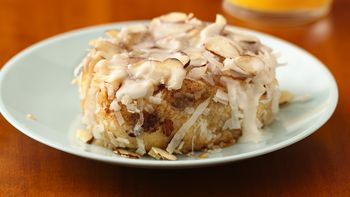 Orange-Coconut Breakfast Rolls