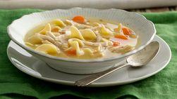 Easy Chicken-Leftover Turkey Soup