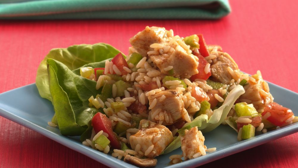 Cajun Chicken Salad